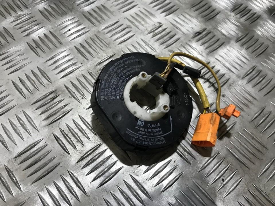 Airbag - Frame ring - Schleifkontakt Schleifring Opel Corsa 1995    0.0 90491755