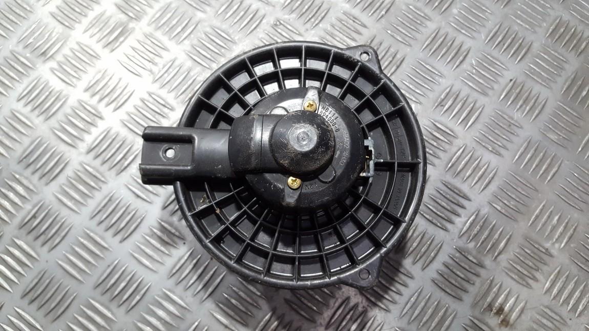 Heater blower assy Mazda 6 2003    2.3 8940000232