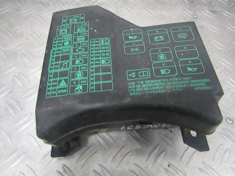 Fuse box  Mitsubishi Carisma 1997    1.8 used