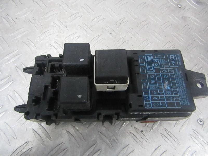 Fuse box  Mitsubishi Carisma 1998    1.8 mb953355