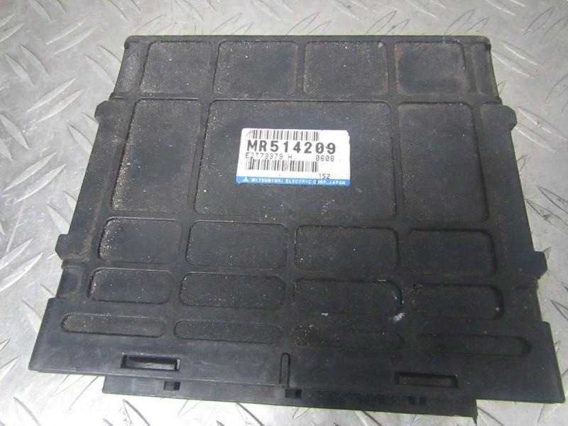 ECU Engine Computer (Engine Control Unit) Mitsubishi Carisma 1997    1.8 mr514209