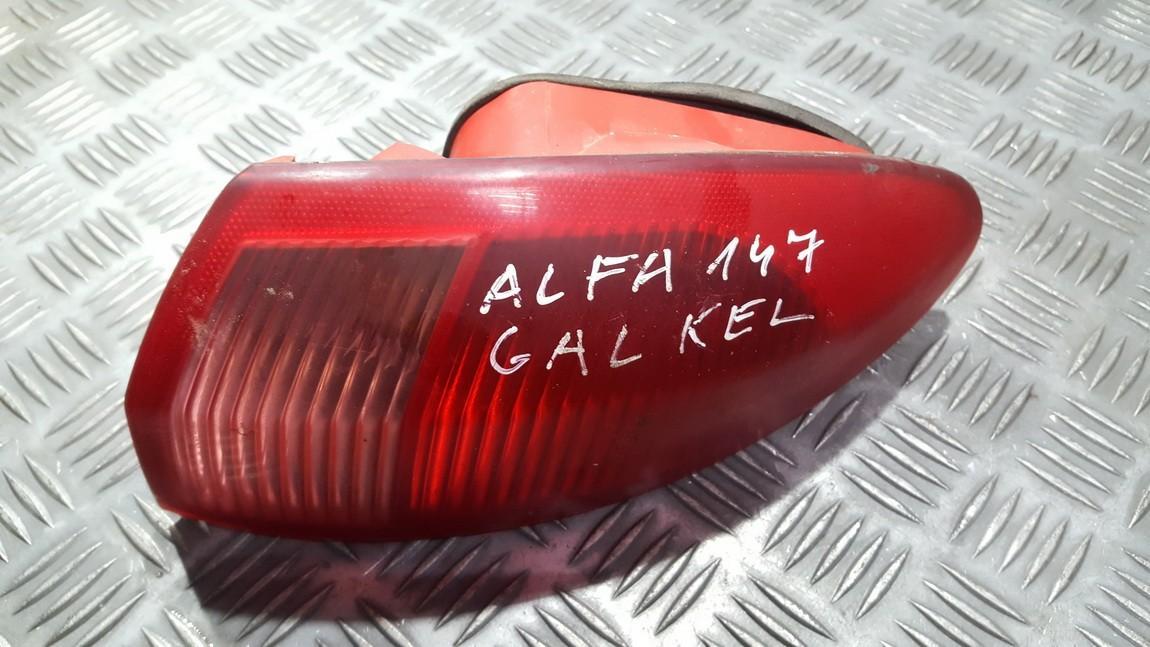 Tail Light lamp Outside, Rear Right used used Alfa-Romeo 147 2001 1.6
