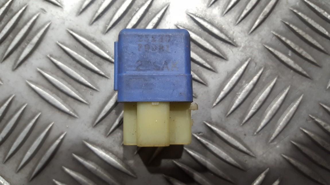 Relay module Nissan X-Trail 2004    0.0 2523079981