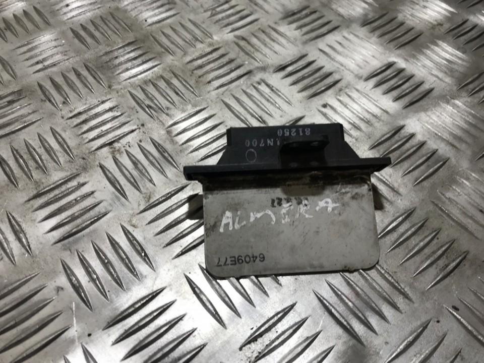 Heater Resistor Nissan Almera 1996    0.0 277501n700