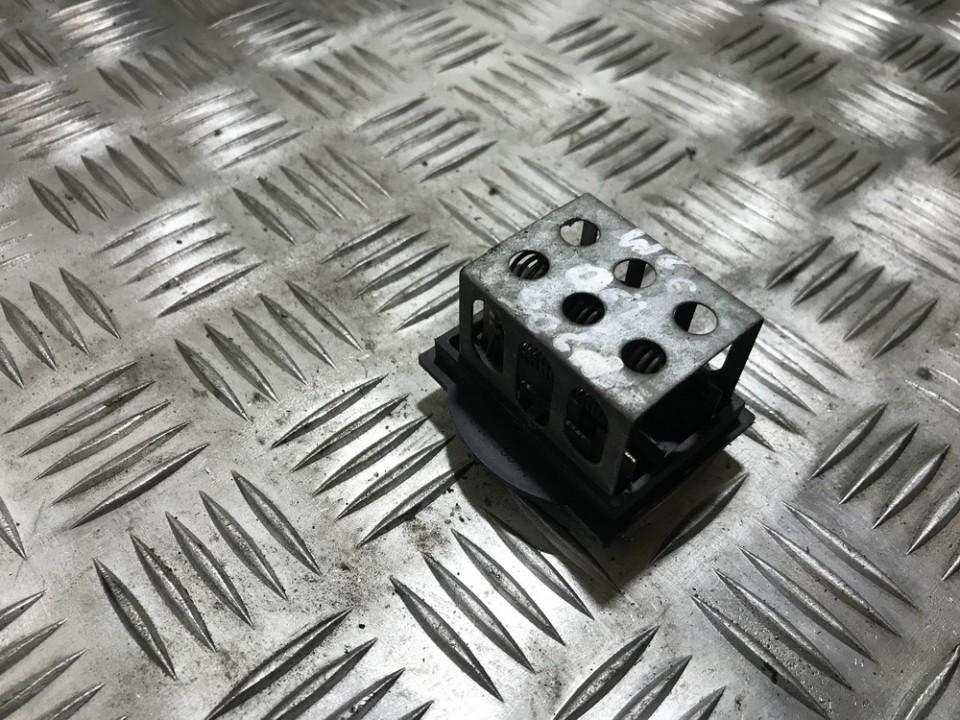 Heater Resistor Citroen ZX 1995    1.8 848309a