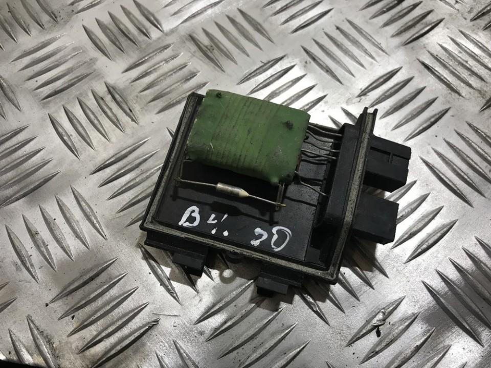 Heater Resistor Audi 80 1993    2.0 3131090041