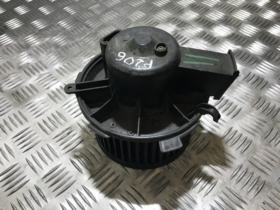 Salono ventiliatorius 2408301 24083 Peugeot 206 1998 1.4