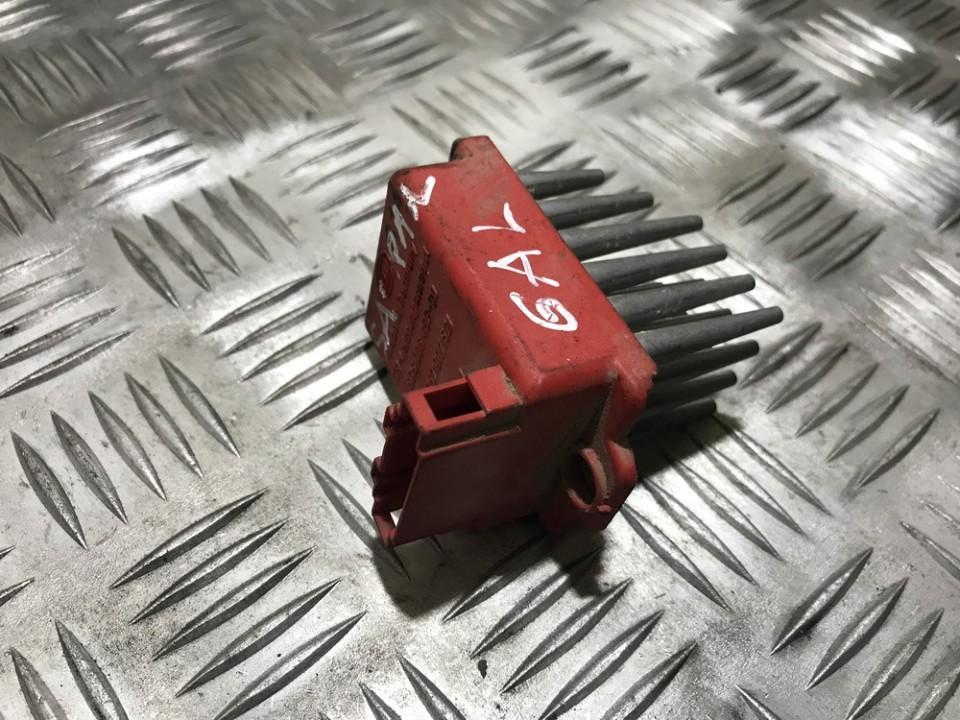 Heater Resistor Audi  A4, B5 1994.11 - 1999.09