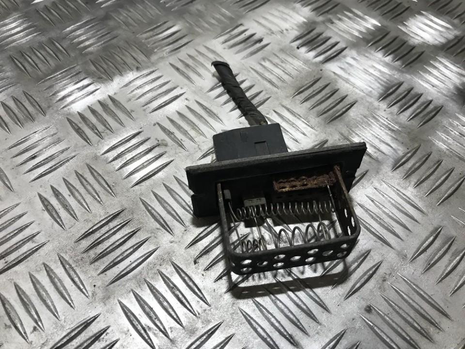 Heater Resistor (Heater Blower Motor Resistor) 4462978 053 Chrysler VOYAGER 2001 2.5