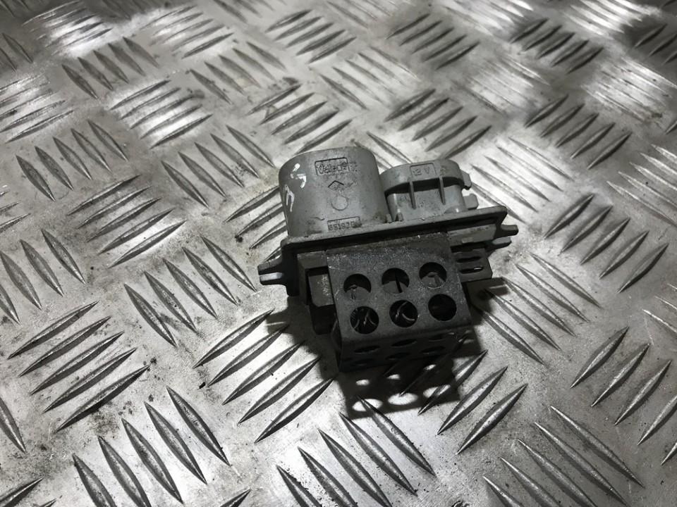 Heater Resistor Renault  Scenic, 1996.01 - 1999.09