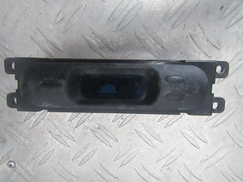 Dashboard Radio Display (Clock,Info Monitor,BORD COMPUTER) Mitsubishi Colt 1997    1.3 mr189269
