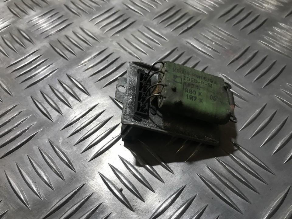 Peciuko reostatas 5399386020 701959263 Volkswagen TRANSPORTER 1994 1.9