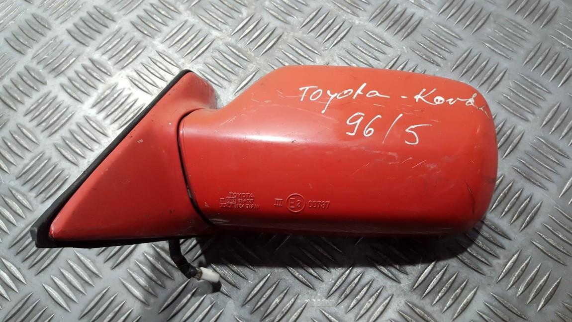 Duru veidrodelis P.K. e200737 iki8104 Toyota COROLLA 2003 2.0