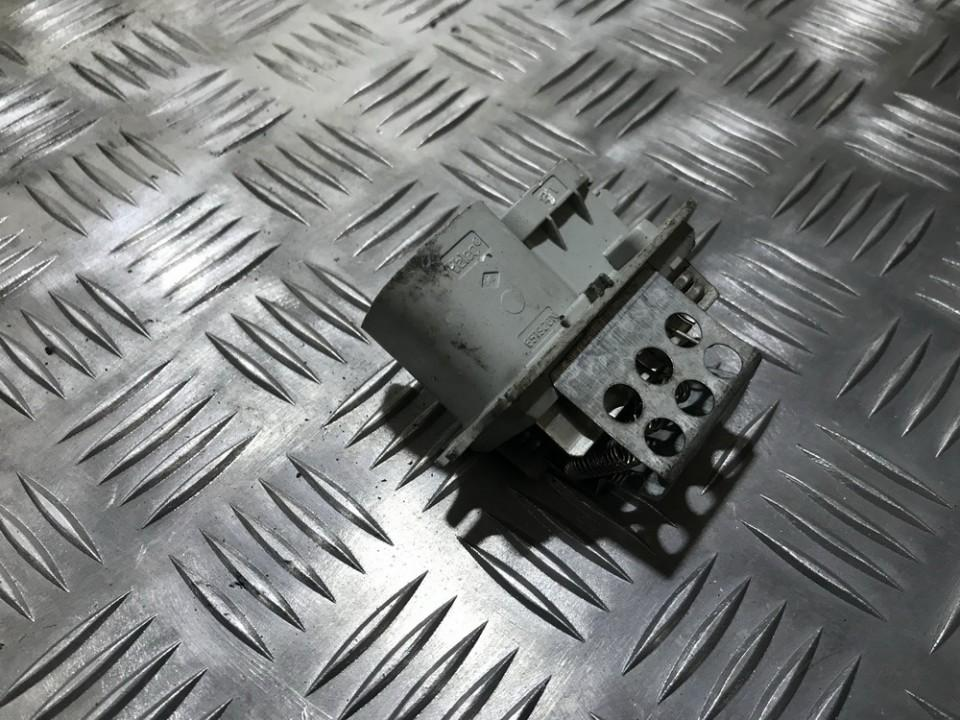 Renault  Scenic Peciuko reostatas (ezys) (ventiliatoriaus rele)