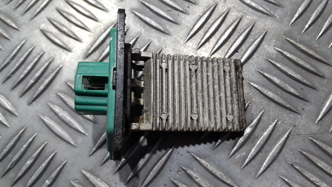 Peciuko reostatas used used Hyundai TRAJET 2002 2.0