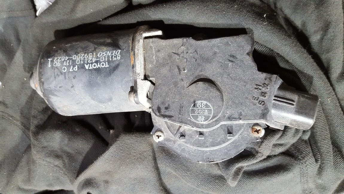 windscreen front wiper motor Toyota RAV-4 2004    0.0 8511042110
