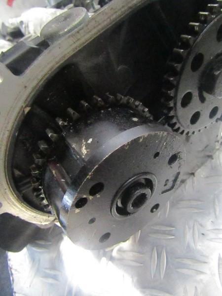 Paskirstymo veleno dantratis (skyvas - skriemulys) USED USED Volkswagen GOLF 2005 1.6