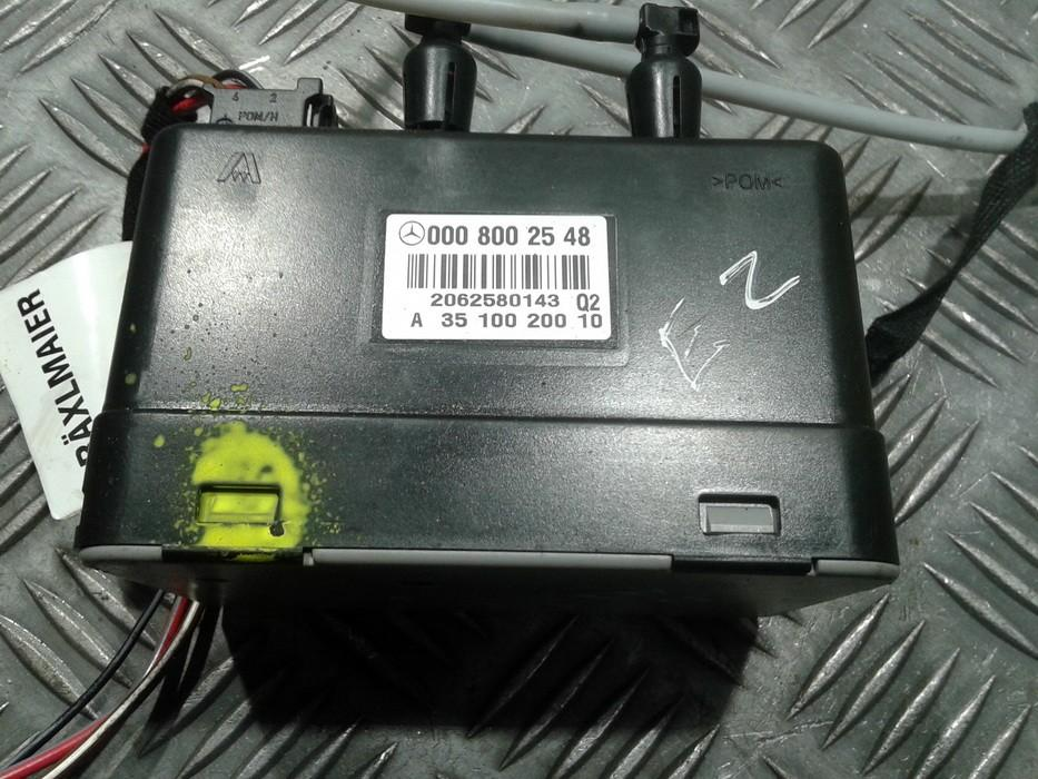 Вакуумное устройство системы Mercedes-Benz GL-CLASS 2008    4.2 0008002548