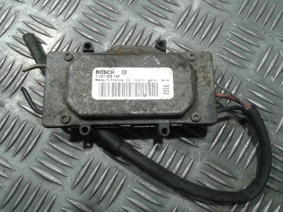 Blower Fan Regulator (Fan Control Switch Relay Module)  Ford C-MAX 2004    1.6 1137328148