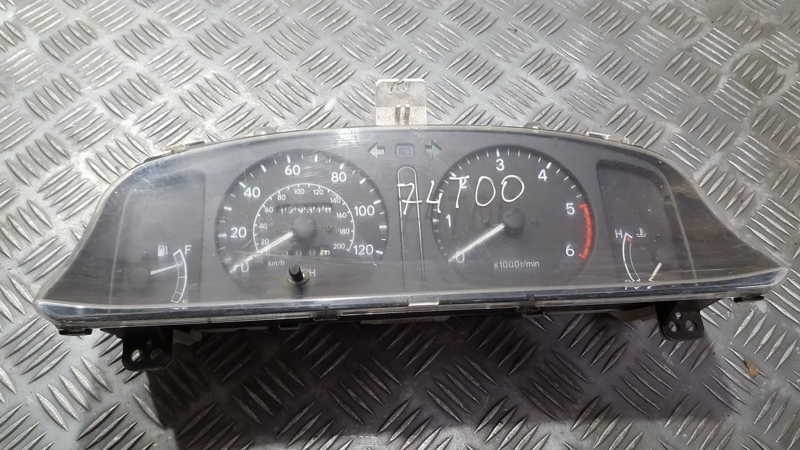 Щиток приборов - Автомобильный спидометр 838001E300 83800-1E300 257320-5240 Toyota COROLLA 2003 2.0