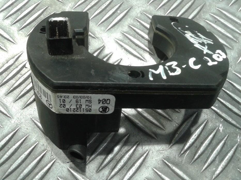 Steering Wheel Angle Controller Sensor Mercedes-Benz E-CLASS 2004    0.0 05112210
