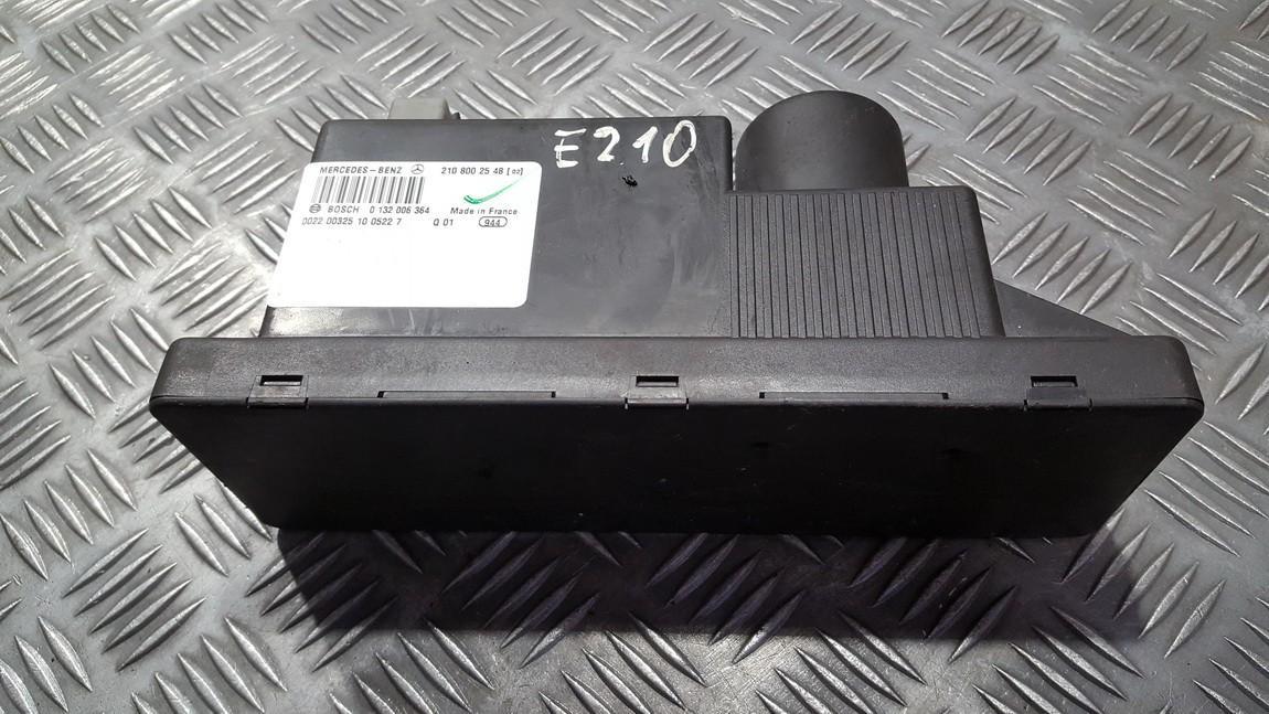 Вакуумное устройство системы Mercedes-Benz E-CLASS 2001    0.0 2108002548