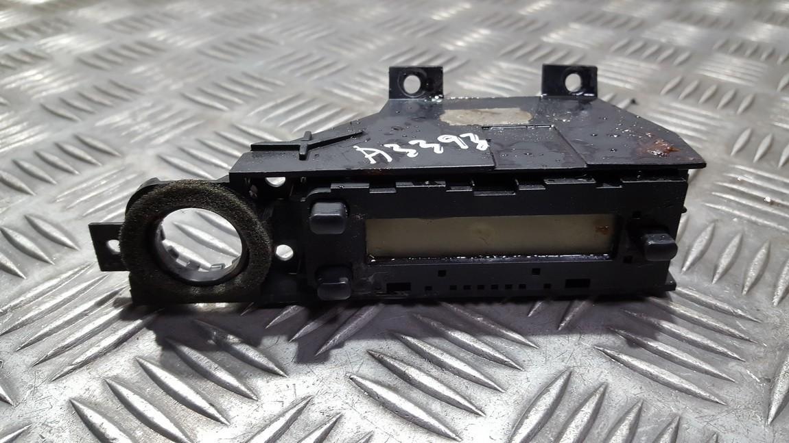Dashboard Radio Display (Clock,Info Monitor,BORD COMPUTER) Citroen Xantia 1997    2.1 used