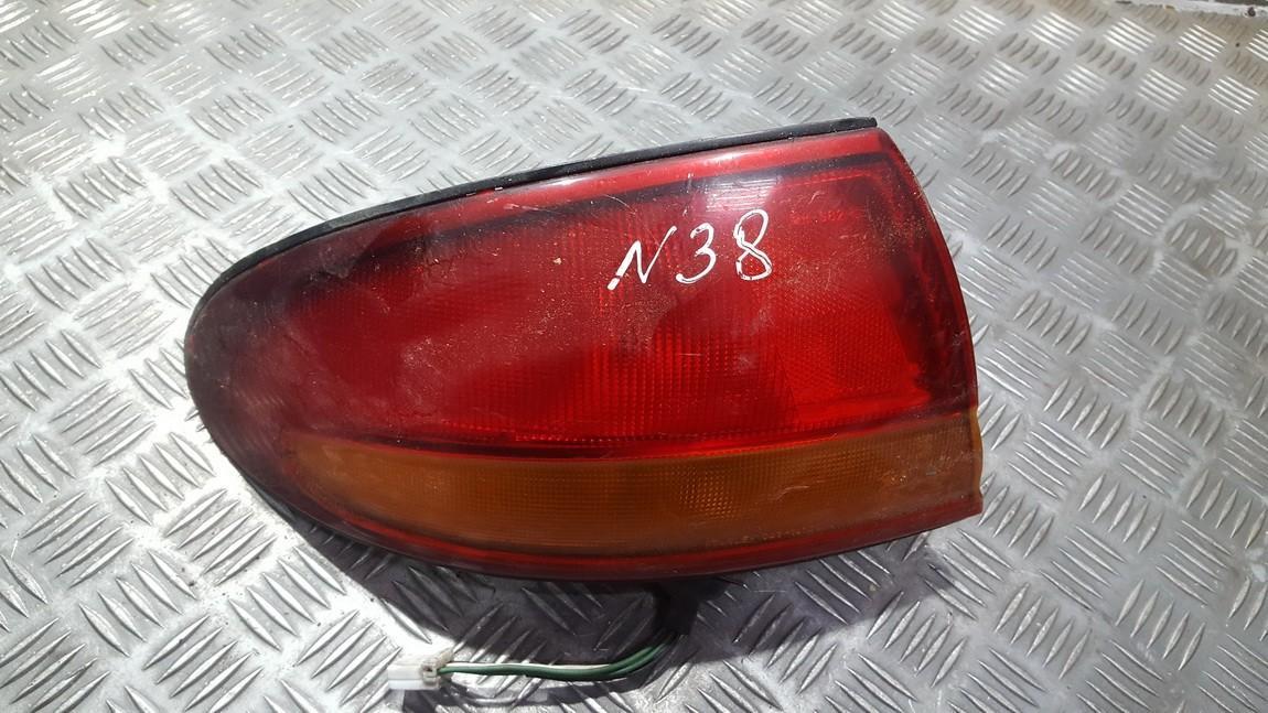 Galinis Zibintas G.K. 0431410 used Mazda XEDOS-6 1992 2.0
