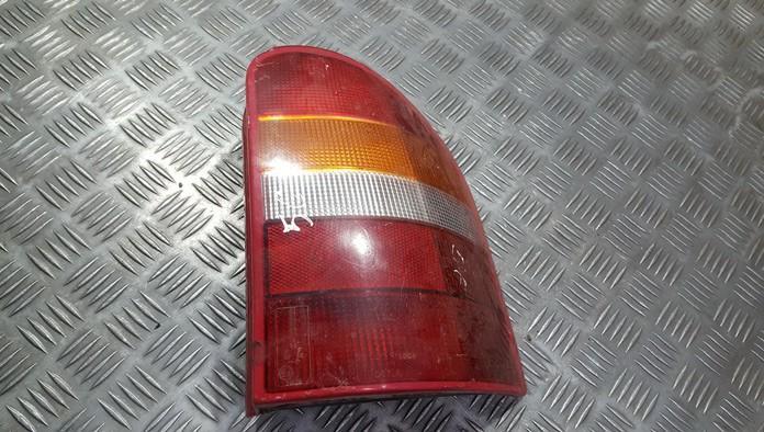 Galinis Zibintas G.D. used used Ford MONDEO 1993 1.6