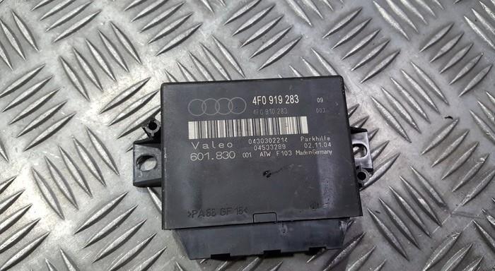 Control Unit Parking (Parking Assist Module) Audi A6 2010    0.0 4F0919283
