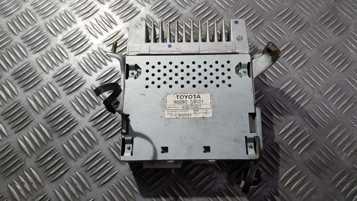 Audio amplifier (Radio Stereo Amplifier) Lexus IS - CLASS 2004    2.0 8628053021