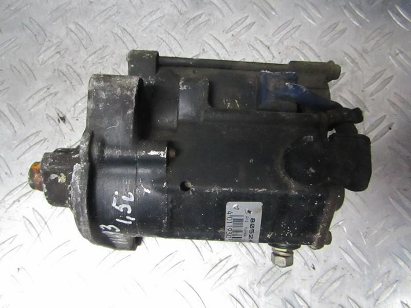 Starteris USED USED Honda CIVIC 1996 1.4