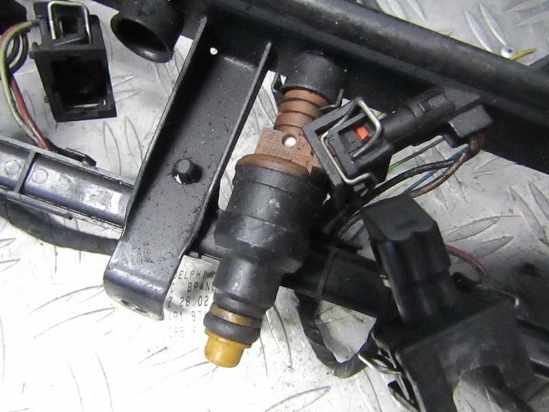 Kuro purkstukas (forsunke) 021906031A 0280150953 Volkswagen SHARAN 2003 1.9