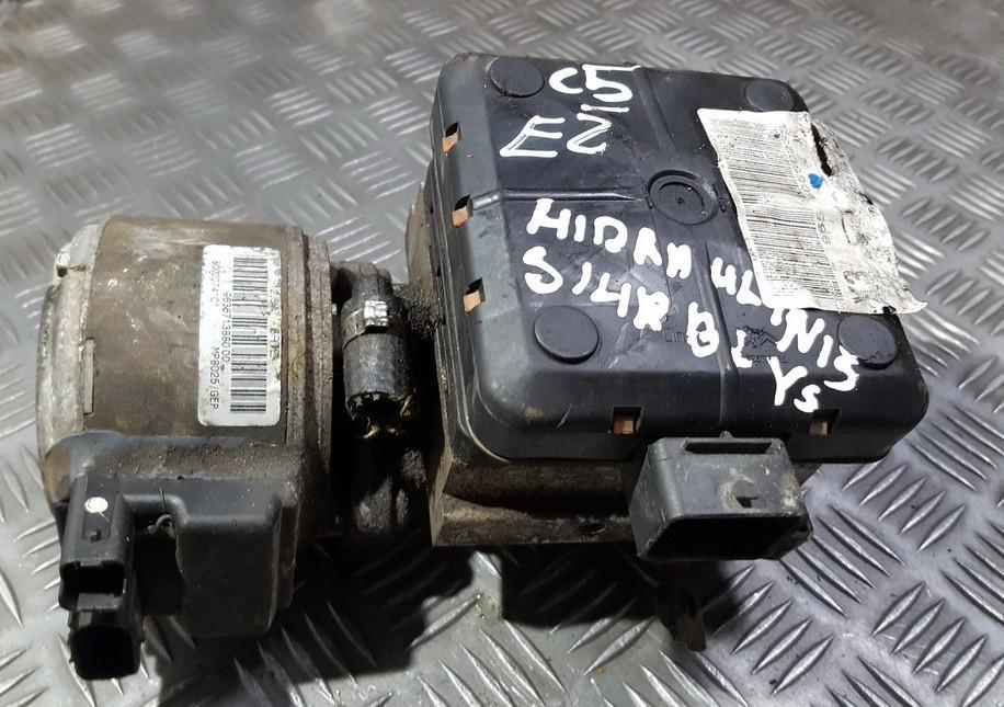 Hydraulic suspension pumps (Suspension Pump) Citroen C5 2004    2.0 963671388000