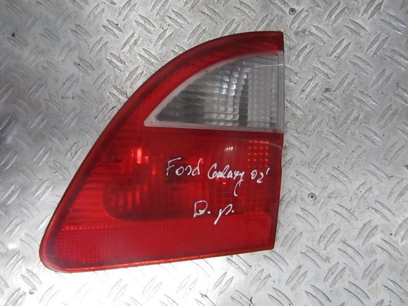 Фонарь задний внутренний правый 7m5945094b 2nr964365-026 Ford GALAXY 1996 2.0