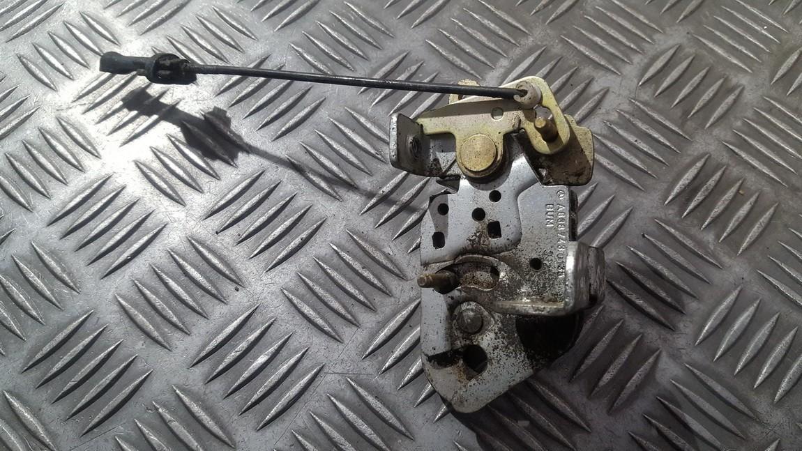6387430488 Rear Trunk Lid Lock Latch Mercedes-Benz Vito 2001 2 0L
