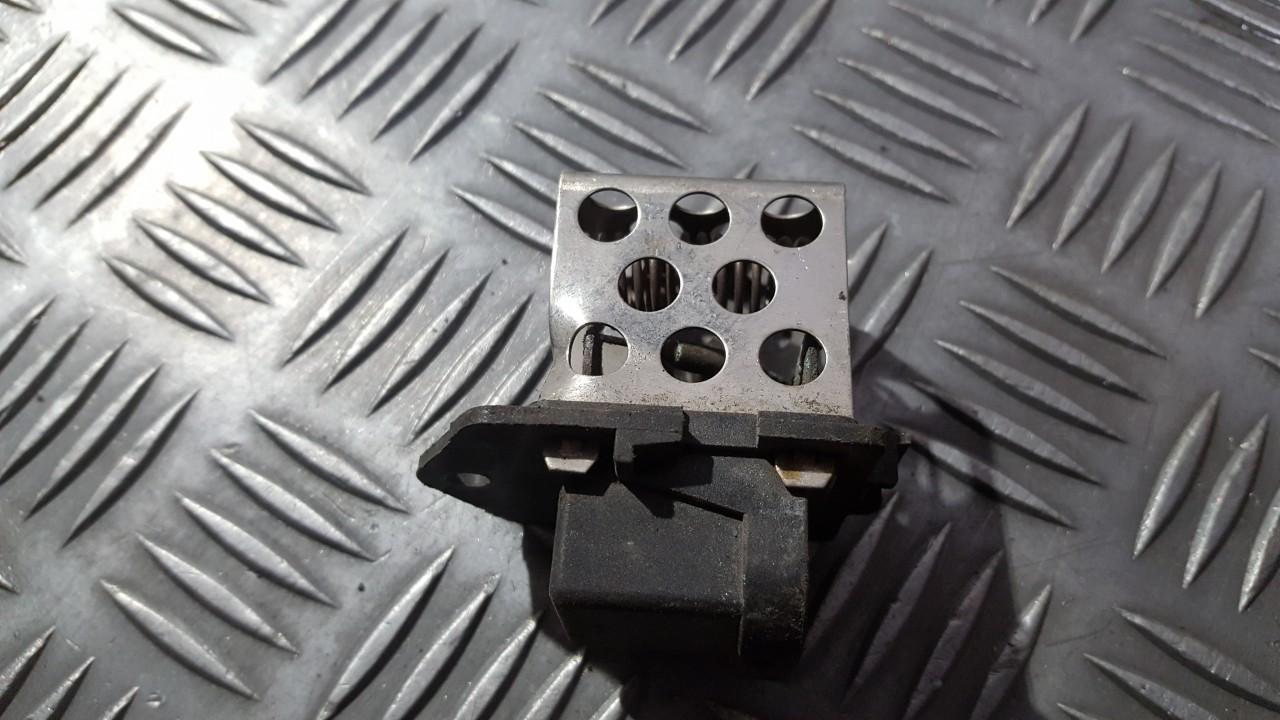 Blower Fan Regulator (Fan Control Switch Relay Module)  Nissan Note 1998    0.0 8200045082