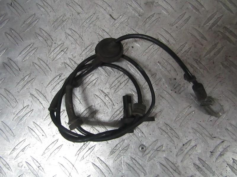 ABS Sensor (ABS WHEEL SPEED SENSOR) 0265007552 used Nissan ALMERA 1996 2.0
