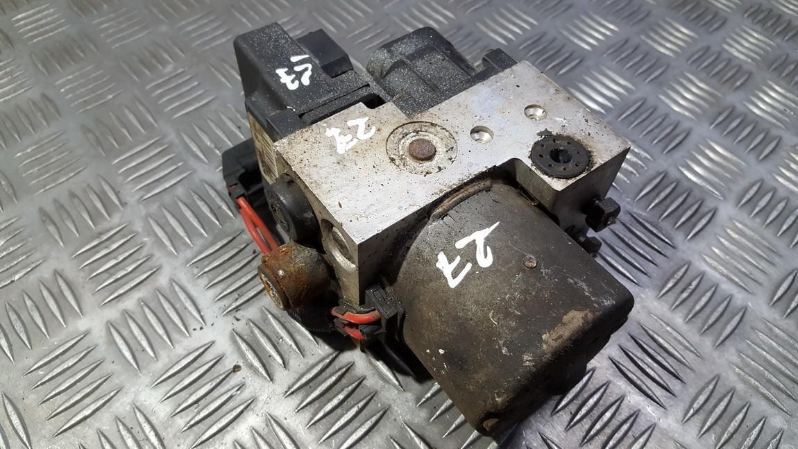 ABS blokas 0265216672 1C15-2M110-AE, 1C152M110AE Ford TRANSIT 1991 2.5