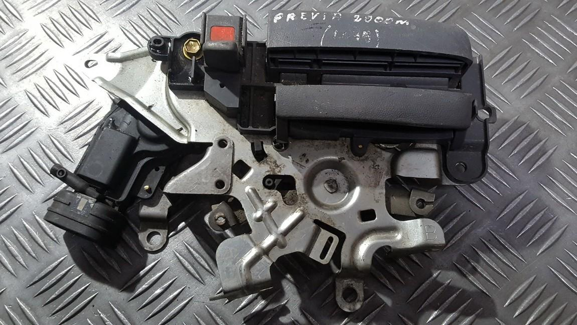 Duru vidine rankenele P.D. used used Toyota PREVIA 2003 2.0