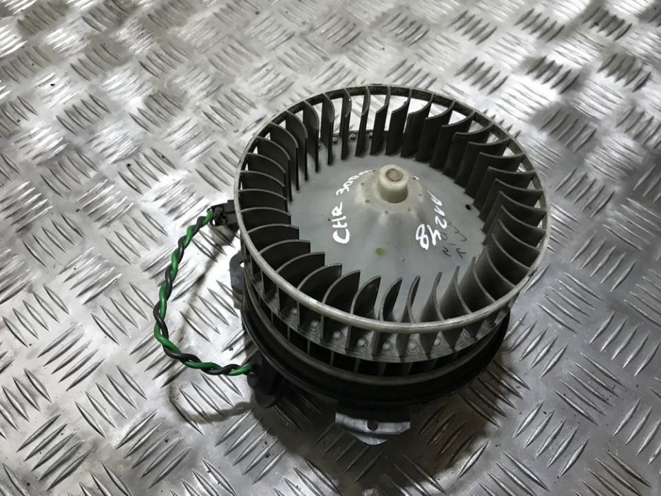 Вентилятор салона Chrysler 300M 2000    0.0 4885118ab