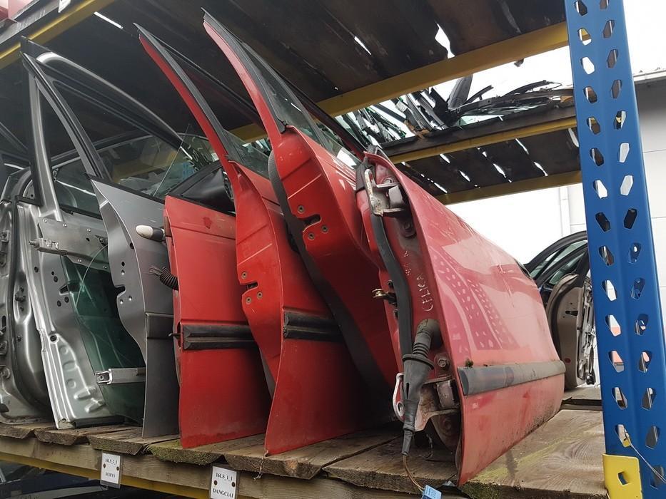 Durys P.K. raudonos used Opel ASTRA 1994 1.7