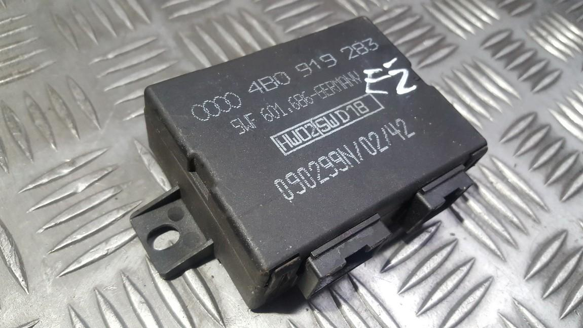 Control Unit Parking (Parking Assist Module) Audi A6 2003    0.0 4B0919283
