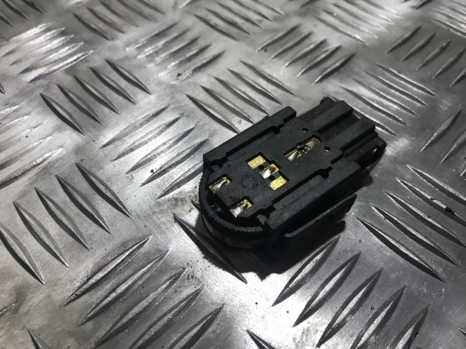 Zibintu aukscio reguliatoriaus mygtukas 1h6941333 04050700 Volkswagen GOLF 1999 1.4