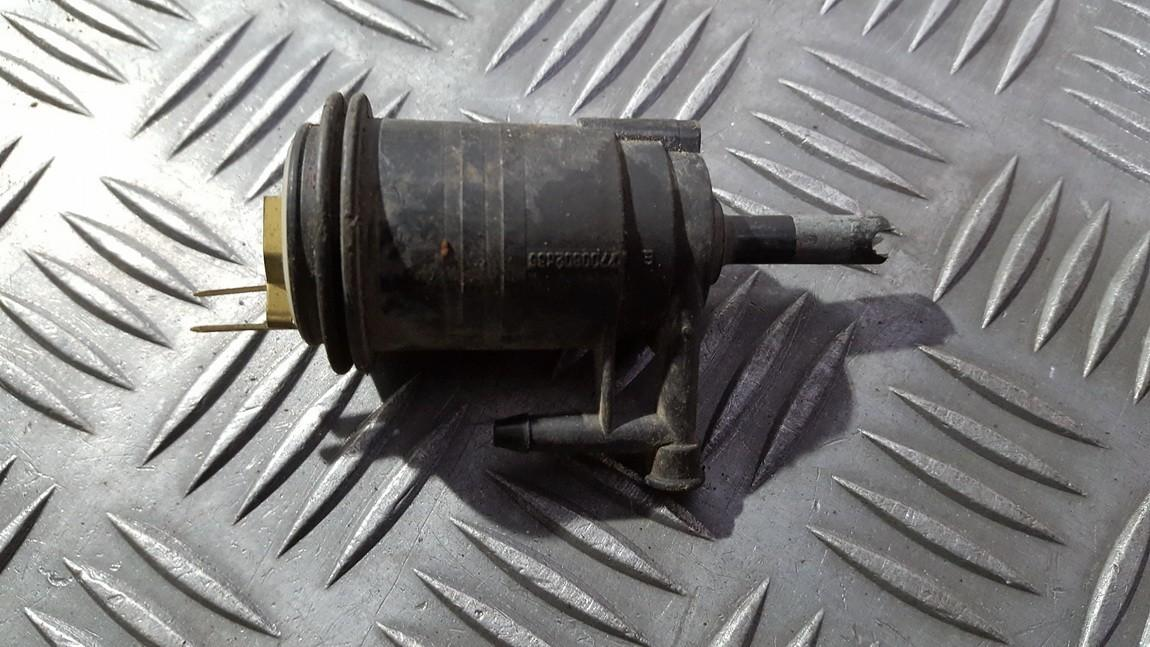 Windshield Windscreen Washer Pump Renault Master 1999    0.0 e7700802336