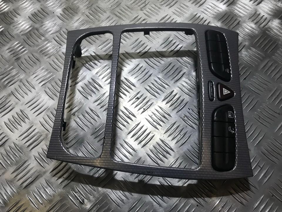 Salono apdaila (plastmases) a2096802439 a2096802439 Mercedes-Benz CLK-CLASS 1998 2.3