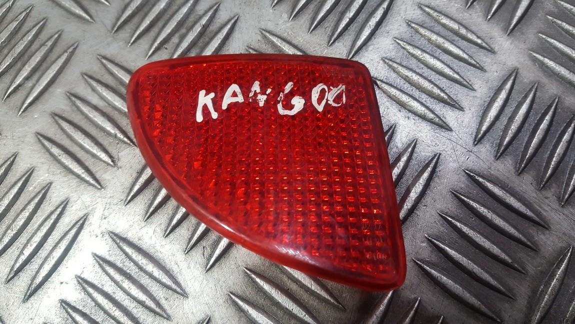 Bamperio atsvaitas G.K. 7700308719 used Renault KANGOO 2001 1.9