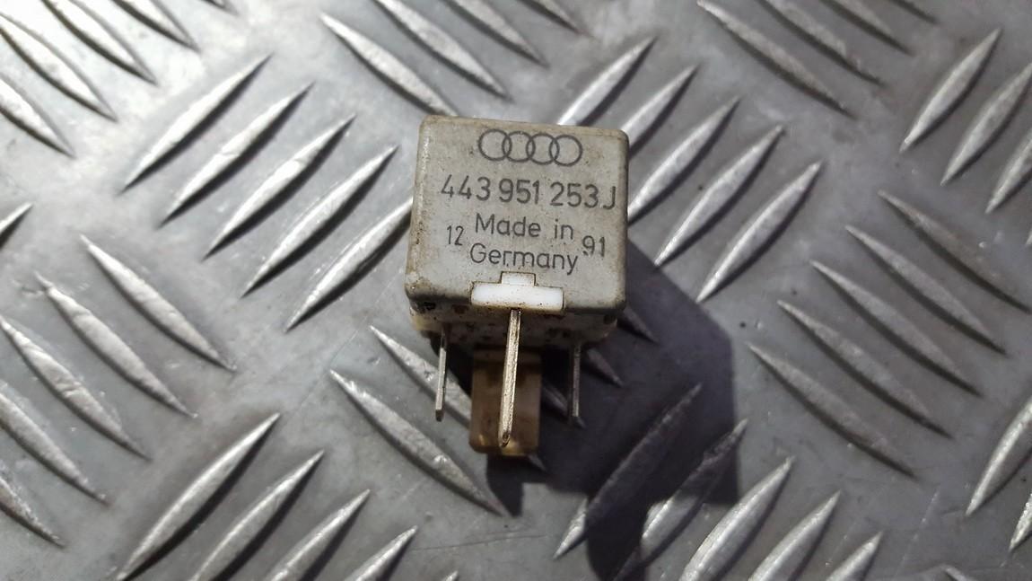 Rele 443951253j 899511 Audi 100 1993 2.0