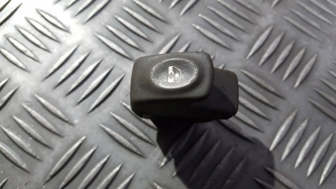 Stiklo valdymo mygtukas (lango pakeliko mygtukai) 432963k used Renault MEGANE SCENIC 1997 1.6
