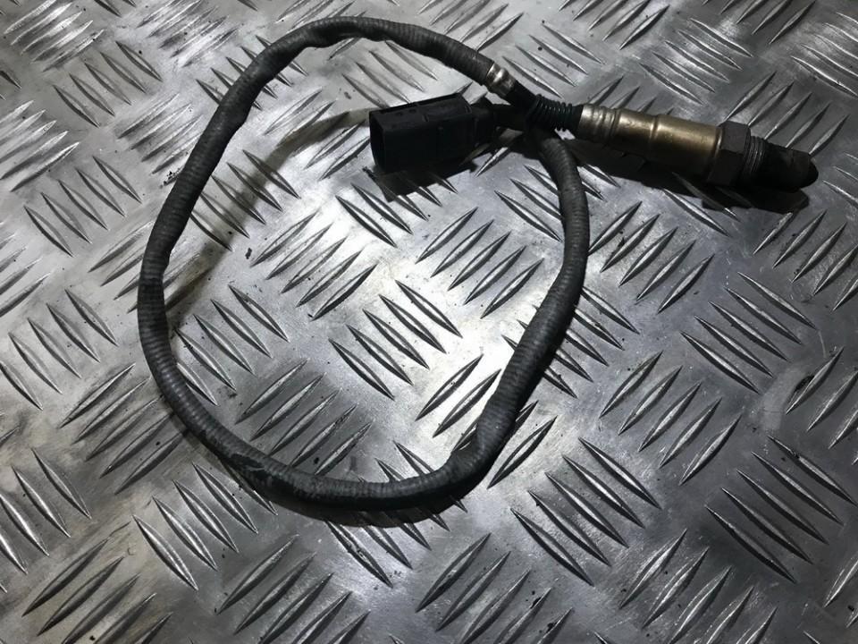 Лямбда-зонд 5 провода, БЕЛЫЙ черный желтый серый красный 0281004205 0075421618 Mercedes-Benz SPRINTER 2005 2.2